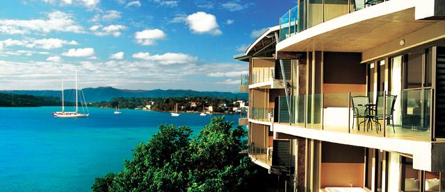 Iririki Island Resort Deluxe Pool View